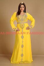 MOROCCAN FANCY JILBAB ARABIAN GOWN BY AL MEHRAAN FASHION FOR WOMEN DRESS  129