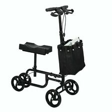 Knee Walker Mobility Alternative Crutches Comes With Basket . Great Cond Vic