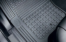 Genuine  Rubber Mat Set - Lhd First And Second Row VPLAS0253