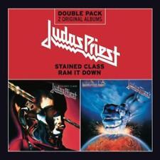 Stained Class/RAM IT DOWN (doppio CD) di Judas Priest (2013) NUOVO/SEALED