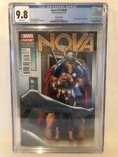 Nova 13 Variant Edition CGC 9.8 Marvel The Graduate Cover Homage Beta Ray Bill