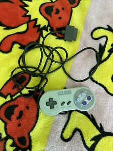SNES Super Nintendo Brand Original Controller Authentic OEM OFFICIAL SNS-005