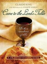 Come to the Lord's Table