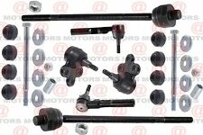 For Chevrolet Uplander 05-06 AWD Front Lower Balls Inner Outer Tie Rods Rh & Lh