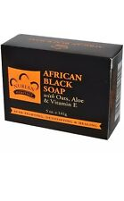 Brand New - Nubian Soap African Black With Oats, Aloe Vitamin E 140g