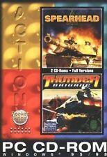 Spearhead + Thunder Brigade - Full Versions PC CD-ROM
