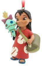Disney sketchbook Lilo Ornament
