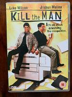 Kill The Man DVD 1998 Culte Film Comédie Avec Luke Wilson