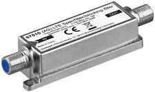LTE/4G Blocking Filter F female interference-free DVB-T/DVB-T2 HD