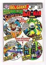 WORLDS FINEST 161 (NM-) 80 PAGE GIANT G-28 (FREE SHIPPING) *