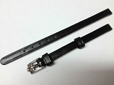 Omega  Black Watch Strap Brand New 6mm lady
