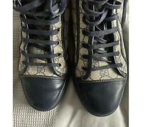 Gucci high top trainers