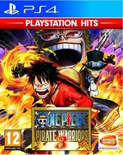 One Piece: Pirate Warriors 3 - PlayStation Hits (PS4)  BRAND NEW AND SEALED