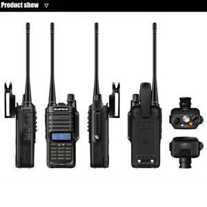 BAOFENG 20W UV-9R Plus VHF UHF Walkie Talkie Dual Band Two Way Radio IP68 New