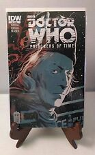 Doctor Who Prisoners of Time # 1 Comic First Dr William Hartnell 1st One IDW