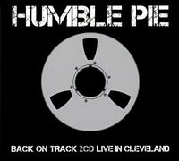 Humble Pie - Back On Track / Live in Cleveland (Expanded Edition) [CD]