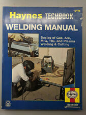 Haynes Welding Manual Haynes Techbook (10445) by Haynes, John-Free Shipping