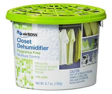 airBoss Closet Dehumidifier 1