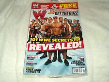 WWE Wrestling Magazine September  2011 Autumn Preview