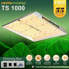 New listing Mars Hydro Ts 1000W Led Grow Lights Full Spectrum for Indoor Plants Veg Flower