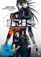 Hyuk Jang - Iris - Der Spion aus der Kälte (OVP)