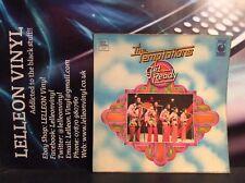 The Temptations Get Ready LP Album Vinyl Record SPR90004 Tamla Motown Soul 60's