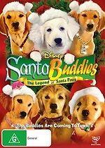 Santa Buddies: The Legend of Santa Paws * NEW DVD * (Region 4 Australia)