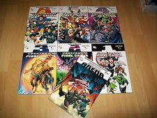 DC Panini Countdown zur Final Crisis Bd. 1-6 + Sonderband, kompl. Serie, deutsch