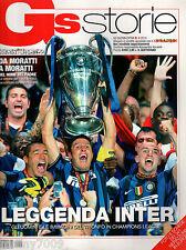 GUERIN SPORTIVO=GS STORIE=LEGGENDA INTER=TRIONFO IN CHAMPIONS LEAGUE 2010