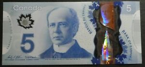 CANADA 2013-$5,Wilkins / Macklem :INH series, Consecutive numbers available.