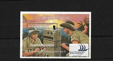 SOLOMON ISLANDS SGMS1124, 2005 END OF WWII MINI SHEET, MNH