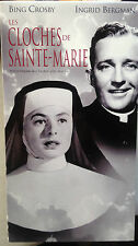 Les Cloches de Sainte-Marie (VHS)RARE French dubbed version of Bells of St Marys