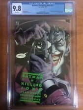 Batman: The Killing Joke 1988 CGC 9.8 1st Printing White Pages