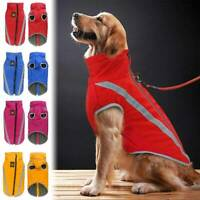 XL/6XL Small Large Dog Pet Vest Clothes Warm Comfortable Coat Xmas Dog Clothes