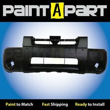 Fits: 2001 2002 Nissan Frontier (XE,SE,SC) Front Bumper (NI1000185) Painted