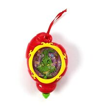 The Grinch Who Stole Christmas Plastic Pocket Game Ornament Dr Seuss Toy Pinball