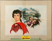 SPARTACUS MOVIE POSTER 1960 KIRK DOUGLAS Jean Simmons Style Special 22x28 Folded