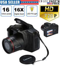 2.4 Inch USB Video Camcorder HD 720P Handheld Digital Camera 16X Digital Zoom