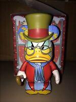 "Ebenezer Scrooge McDuck 3"" Vinylmation Mickey's Christmas Carol Series"