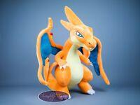 "Pokemon Mega Charizard Y リザードン Plush Pokemon 12""/30 cm High Quality UK Stock"