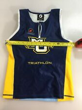 Pactimo Womens Tri Top Triathlon Jersey Size Large L (6400-30)