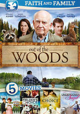 Faith and Family: 5 Movies, Vol. 1 Out of the Woods DVD NEW Undercover Angel