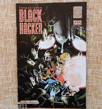 Comic, Black Hacker, nº 2 de 3, Laberinto, Comic-Books Españoles, Cereza, 1997