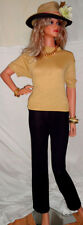 Perfect Pants ST JOHN Santana Knit NAVY Size 8 $495 Classic & Timeless BEAUTY