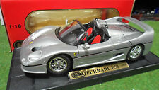 FERRARI F50 barchetta Cabriolet 1995 1/18 MIRA 6226 voiture miniature collection
