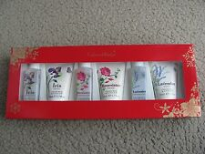 Brand New Crabtree & Evelyn Gift Set of 6