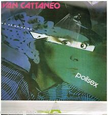 Ivan Cattaneo: polisex - LP Vinyl 33 Rpm