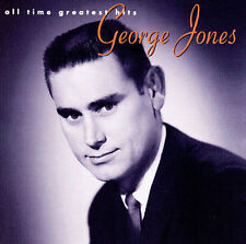 All Time Greatest Hits by George Jones (CD, Nov-1994, Liberty (USA))