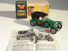(W) corgi classics 1927 BENTLEY - 9001