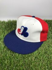 Vintage Montreal Expos New Era Pro Model Hat Fitted Size 7 New